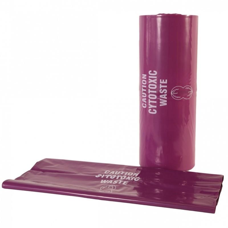 Purple Cytotoxic Waste Bags